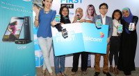 Samsung Malaysia Electronics rewarded 55 selected fans with a special gift worth RM200 each at five selected locations in Klang Valley and Penang, in conjunction with the consumer launch of […]