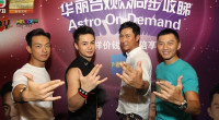 Astro Wah Lai Toi viewers on the Dynasty Pack will be able to enjoy the latest TVB dramas broadcast at the same time as in Hong Kong through Astro On […]