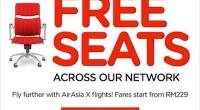 Jika saya mempunyai 10 AirAsia tiket percuma, saya akan ke Kuta,Bali dan akan membawa 9 orang rakan yang lain untuk bercuti bersama. Dengan adanya kempen My AirAsia Free Seats maka […]