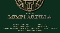 Mimpi Artilla – Kisah Cinta Seni Back by popular demand is the musical theatre piece, Mimpi Artilla, the bespoke production that was first unveiled as the royal performance during The […]