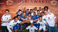 Perjalanan SUPERLAWAK FC bermula pada tahun 2013 di mana mereka telah mengadakan beberapa sesi jelajah bolasepak di seluruh negara. Sambutan yang di terima dari para peminat SUPERLAWAK FC amat luarbiasa […]