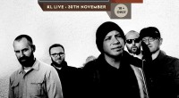 """The Scottish post-rock band Mogwai (""""Take Me Somewhere Nice"""") often championed by the late John PeelofBBC Radio will take their brand ofshoegazing, instrumental metal renditions toUrbanscapes' Satellite Show. With a […]"""