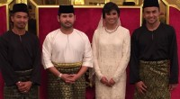 DYAM Brigadier Jeneral Tunku Ismail Ibni Sultan Ibrahim,30 Tunku Mahkota Johor dan isteri baginda, Che Puan Khaleeda Bustamam,21telah selamat melangsungkan pernikahan di Istana Bukit Serene pukul 10 pagi sebentar tadi. […]