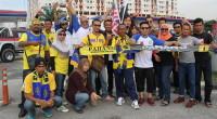 Pada Khamis 13 November jam 10 pagi, para penyampai THR Gegar telah berkumpul di Tol Sungai Besi, Kuala Lumpur bagi menyambut kedatangan Pak Majid! Pak Majid atau nama sebenar, Abd […]