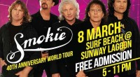 """""""My Music Festival 2015 [MMF2015] – The Largest Malaysian Live Band Music Festival"""" featuring international British Rock Legends """"Smokie"""" who will be performing in Malaysia as part of their 40th […]"""